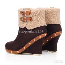 s boots wedge fashion wedge boots boots s boots martin boots brown