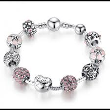 bracelet charms images Myc bracelet charms charms cristaux de swarovski jpg