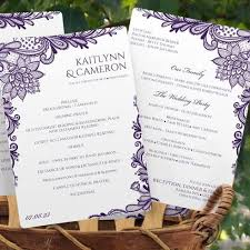 Program Fan Template Best 25 Wedding Program Templates Ideas On Pinterest Diy