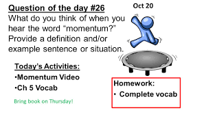 theme question definition question of the day 26 what do you think of when you hear the word