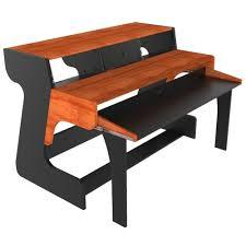 quiklok studio desk zaor miza 88 desk black cherry dv247
