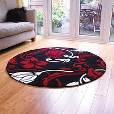 Modern Circular Rugs Foyer Make Rugs Editeestrela Design