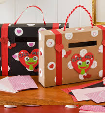 Ideas For Decorating Cards Cereal Box Valentine Holder Project Plaid Online