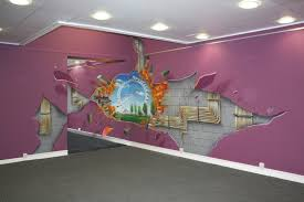 alluring design 3d wall art ideas featuring hall picture theme