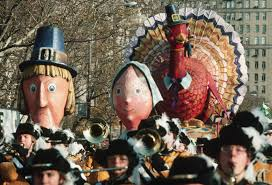 pilgrims and turkey float in macys thanksgiving day parade 3