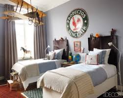 Airplane Kids Room by Cozy Boys Bedroom For Two Kids With Vintage Decor Elements I U0027m