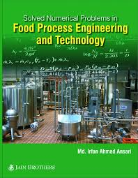 buy solved numerical problems in food process engineering