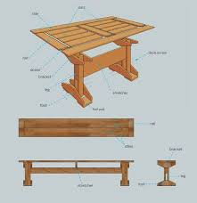 How To Build A Wooden Picnic Table by 65 Best Picnic Tables To Build Images On Pinterest Diy Outdoor