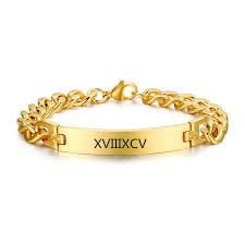 customized name bracelets customized name bracelets stainless steel gold monogram words