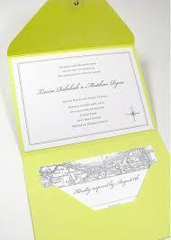 Pocketfold Invitations Vintage Map Wedding Invitations Pocketfold Digby U0026 Rose Digby