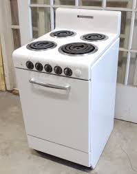 Kitchen Collectibles Vintage Frigidaire Electric Stove Oven Range Broiler Complete
