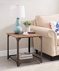jofran baroque end table amazon com jofran 698 3 baroque square end table 24 w x 24 d x