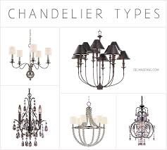 Chandelier Shapes 4 Chandelier Styles That Are Best For A Home Glass