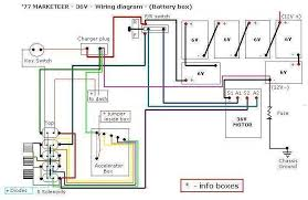 hdk golf cart wiring diagram hdk wiring diagrams instruction