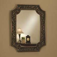 Nice Decorative Bathroom Mirrors Frameless Decorative Wall Mirrors