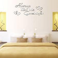 Design Spiegel Wohnzimmer 3d Kreative Brief Design Spiegel Aufkleber Acryl Festen Kristall