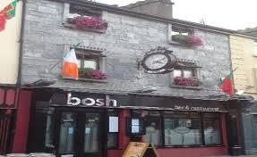 cuisine bosh bosh bar and restaurant linenhall castlebar co mayo