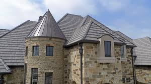 Flat Concrete Roof Tile Flat Roof Tile Concrete Smooth Windsor Ironwood Crown