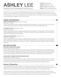 branding resume resume examples 10 best ever free creative resume templates for