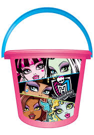 Halloween Costume Monster High by Monster High Pail