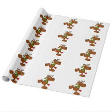 moose wrapping paper running moose wrapping paper wrapping papers