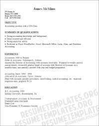 chartered accountant resume accountant resume sample my perfect resume example general ledger