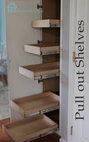 Kitchen Cabinet Sliding Organizers - redecor your design a house with fantastic vintage kitchen