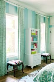beautiful decor with turquoise curtains design idea wowfyy