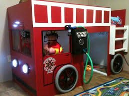 Fire Engine Bed Double Decker Fire Engine Bunk Bed Buy Fire Engine Bunk Bed