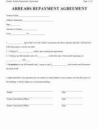 loan repayment agreement form renting lease agreement form
