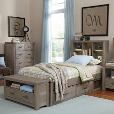 reclaimed grayson bookcase bed rosenberryrooms com