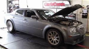 Chrysler 300 Hemi Specs 500 Horsepower 2006 Chrysler 300 Srt8 Dyno Pull At Carbconn Youtube