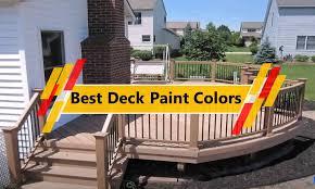 best deck color to hide dirt 10 popular best deck paint colors plan for outdoor wood