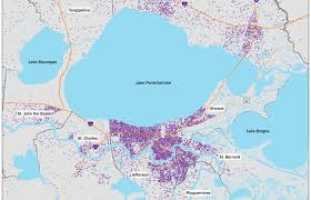 map new new orleans area maps the data center