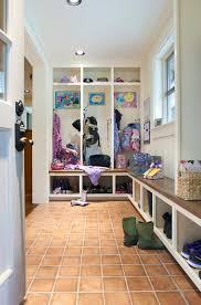 Built In Bench Mudroom Mudroom Cubbies Entry Traditional With Basket Storage Built In