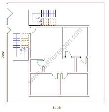 West Facing House Vastu Floor Plans Staircase Of An East Facing Home Vasthurengan Com