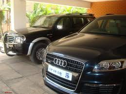 suv audi my first exotic suv the audi q7 page 3 team bhp