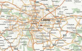 map of leipzig leipzig weather forecast