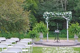 jays catering the del francias backyard wedding pictures with