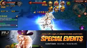 Origin Halloween Mu Origin Evento Especial Halloween U2039 U2039 Matando Boss E Pegando