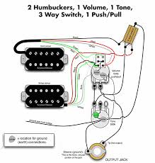 2 humbuckers 1 dpdt on on switch guitarnutz 2