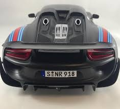 porsche 918 exterior porsche 918 spyder weissach package 15 resin model car in 1 12