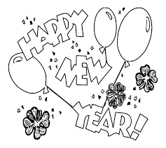 mickey mouse new years coloring pages new year s day free coloring pages crayola com