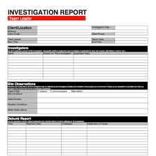 investigation report template studio software paranormal investigation report template for