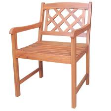 Asian Patio Furniture by Made With Beautiful Asian Hardwoods This X Back Side Chair