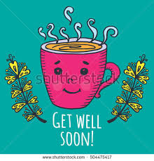 get well soon cards get well soon card stock images royalty free images vectors