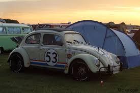volkswagen beetle herbie bug jam vw fest 2015 santa pod classiccult