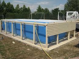 rivestimento in legno per piscine fuori terra image result for copertura piscina fuori terra yard