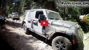 jeep rubicon trail jeep wrangler jl jlu prototypes on the rubicon trail 2018 jeep