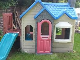 furniture charming little tikes playhouse for kid playground